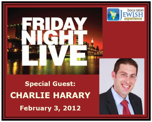 CHARLIE J. HARARY