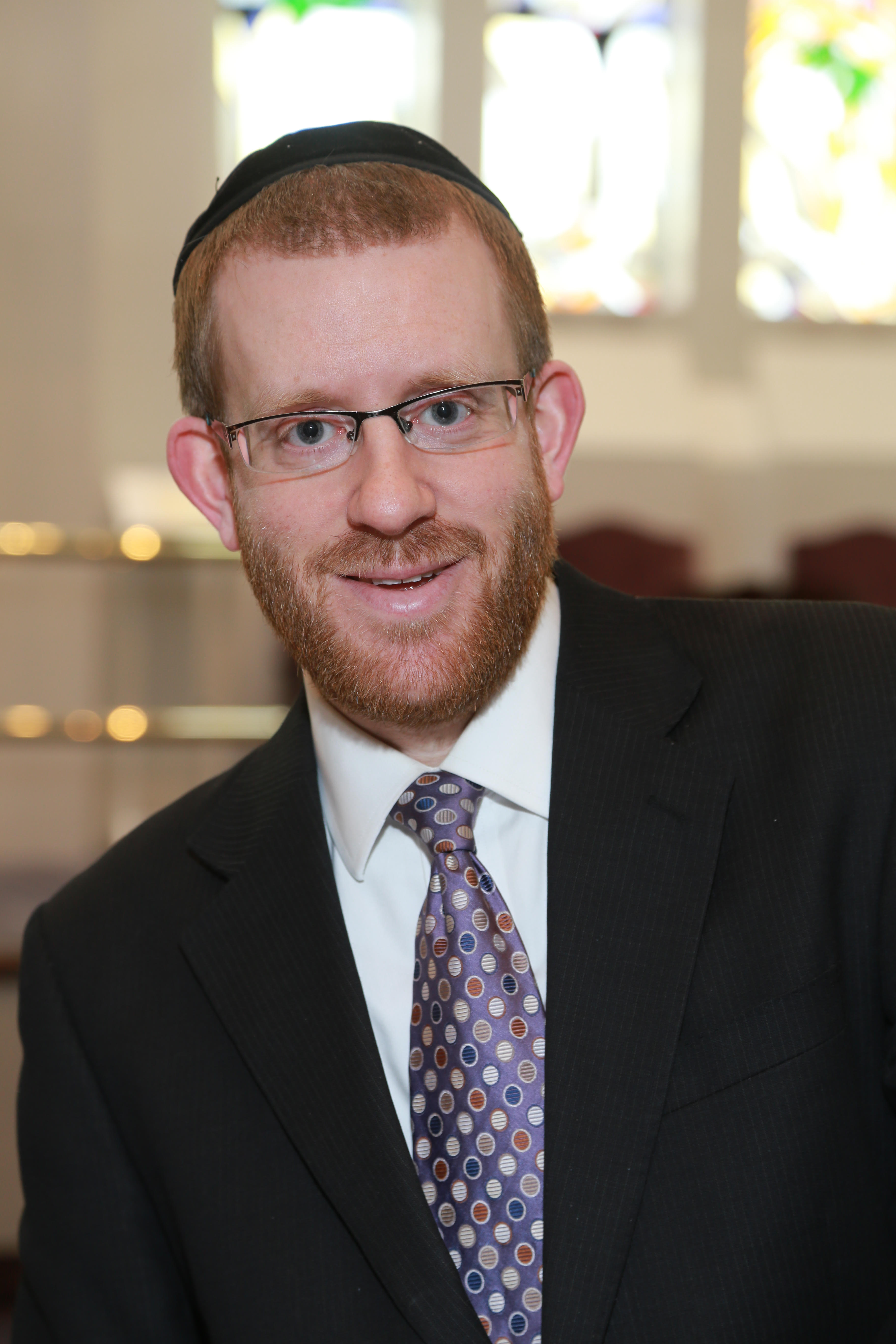 Rabbi Zevi Spitz and Family