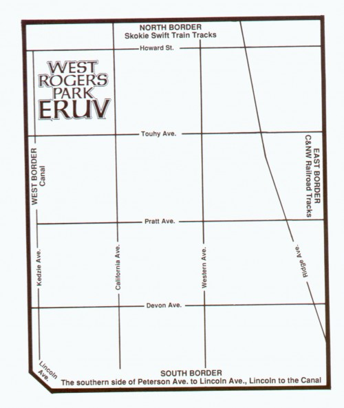 West Rogers Park - Chicago Eruv