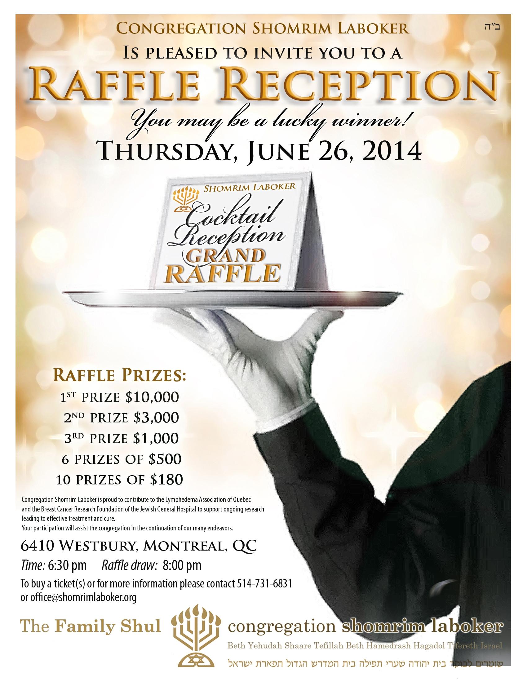 raffle event