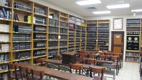 Shul Library