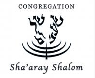 Logo for Congregation Sha'aray Shalom