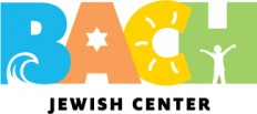 Logo for Bachurei Chemed - BACH Jewish Center