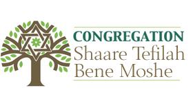 Logo for Congregation Shaare Tefilah Bene Moshe