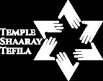 Logo for Temple Shaaray Tefila