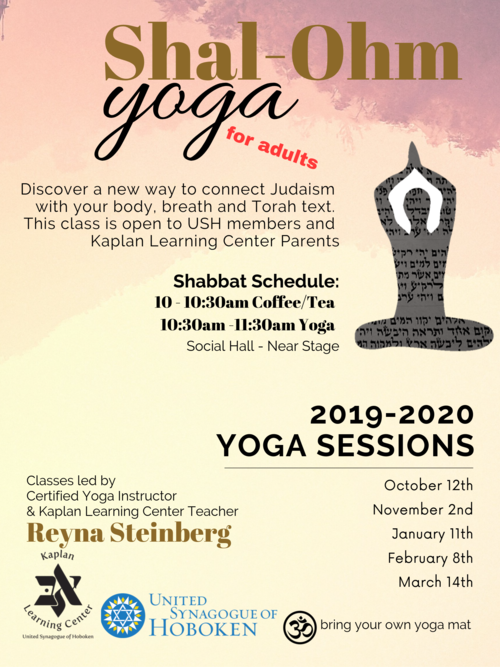 Banner Image for CANCELED Shal-OHM Yoga for Adults