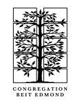 Logo for Congregation Beit Edmond