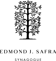 Logo for Edmond J. Safra Synagogue