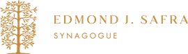 Logo for Edmond J. Safra Synagogue