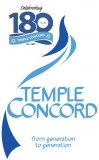 Logo for Temple Concord