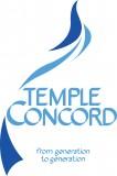 Logo for Temple Concord