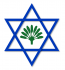 Logo for United Hebrew Congregation (Singapore)