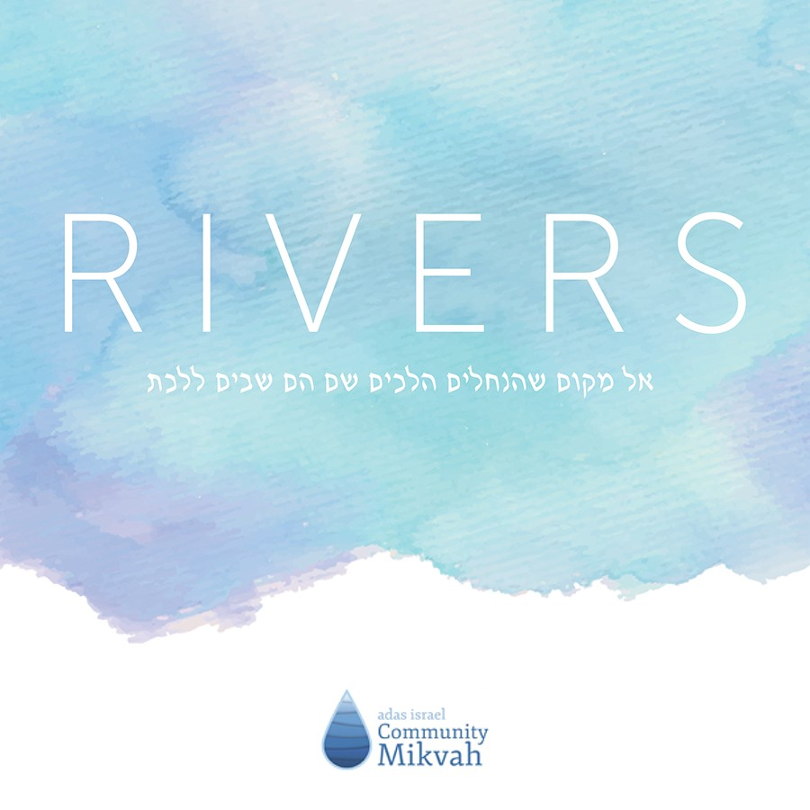 Mikvah brochure cover