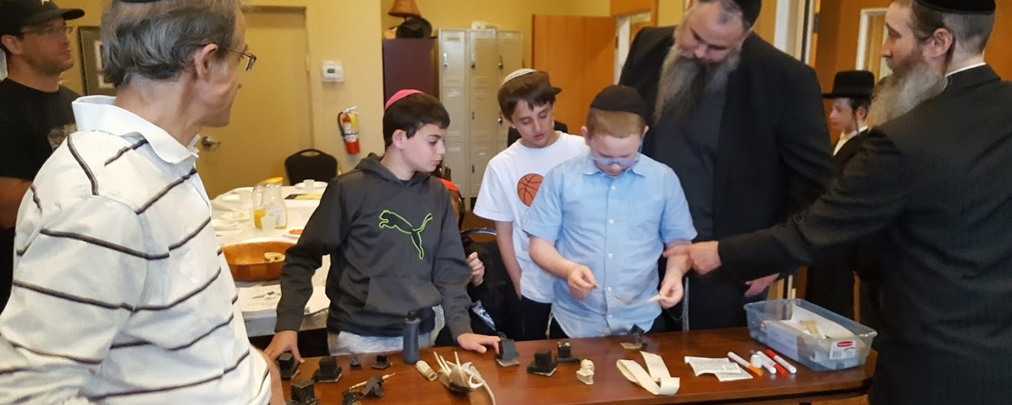 """<span class=""""slider_title"""">                                     Bar Mitzvah Club                                </span>                                                                                                                                                                                       <span class=""""slider_description"""">The boys learn about and how to make tefillin</span>"""
