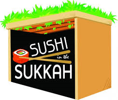 Teen Sushi and Movie in the Sukkah!
