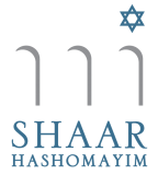 Logo for Congregation Shaar Hashomayim