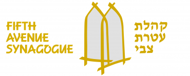 Logo for Fifth Avenue Synagogue