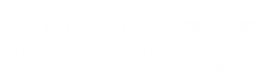 Logo for Congregation Bet Haverim