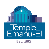 Logo for Temple Emanu-El