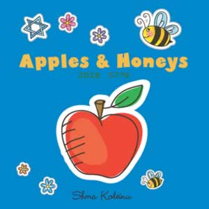 "	Sign up for ""Apples & Honeys"" – Shma Koleinu's new and awesome HHD program for young children"