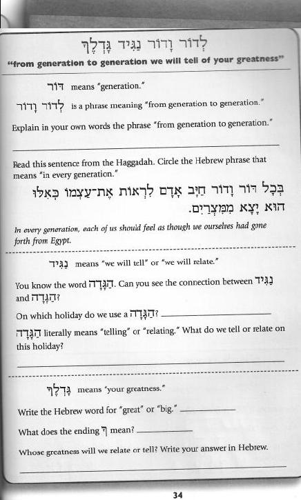 Education Resources - Congregation B'nai Israel