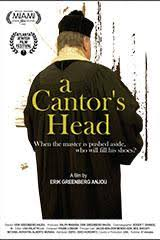 """Banner Image for Movie Night – """"A Cantor's Head"""" Saturday, December 12, 2020 at 8 pm"""