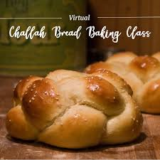 Banner Image for Virtual Challah Baking Class