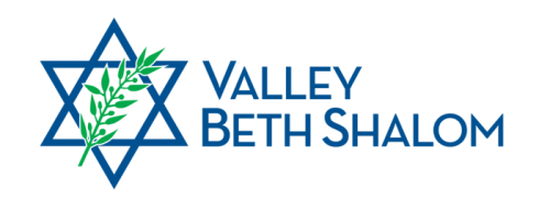 Logo for Valley Beth Shalom