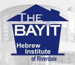 Logo for Hebrew Institute of Riverdale - The Bayit