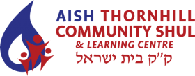 Logo for Aish Toronto & Aish Thornhill Community Shul