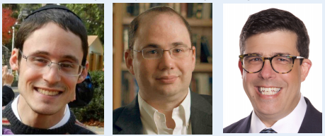 Banner Image for Three Rabbi Panel: The Meaning & Challenges of Israel