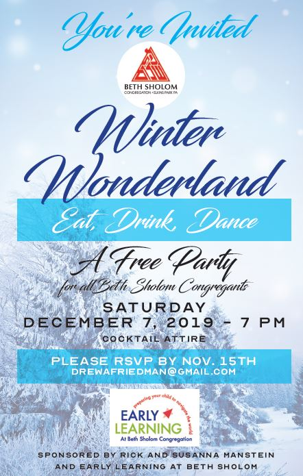 """<span class=""""slider_title"""">                                     Join us for an all congregant party on December 7th!                                </span>"""