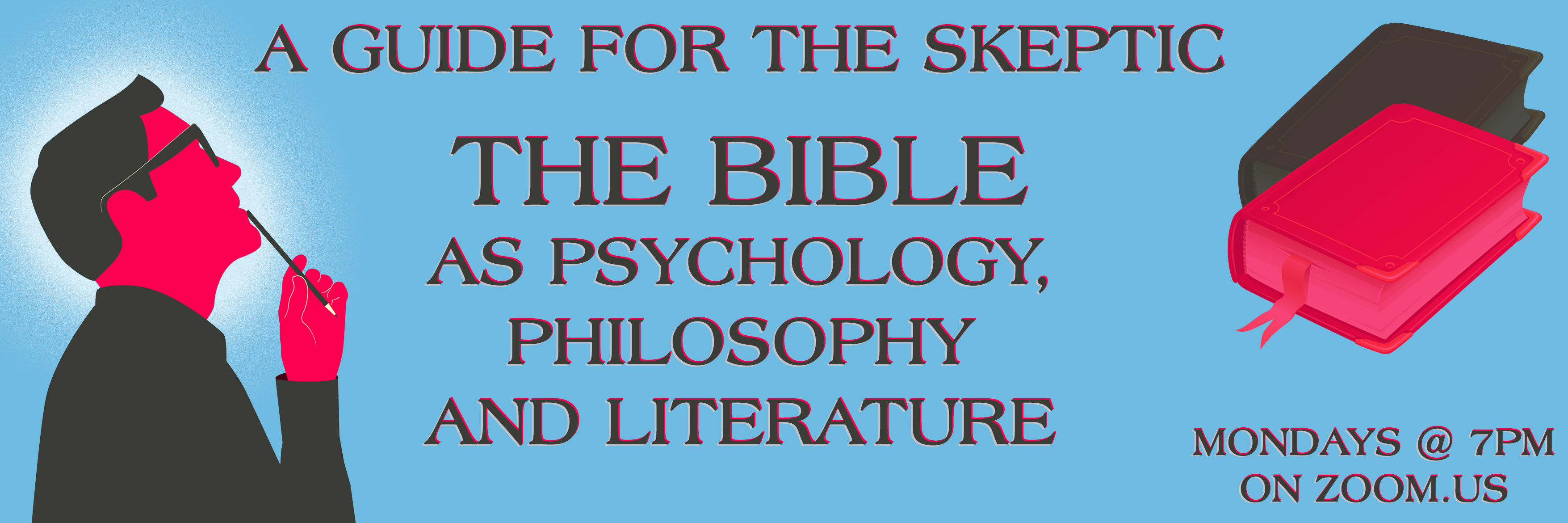 Banner Image for The Bible as Psychology, Philosophy and Literature