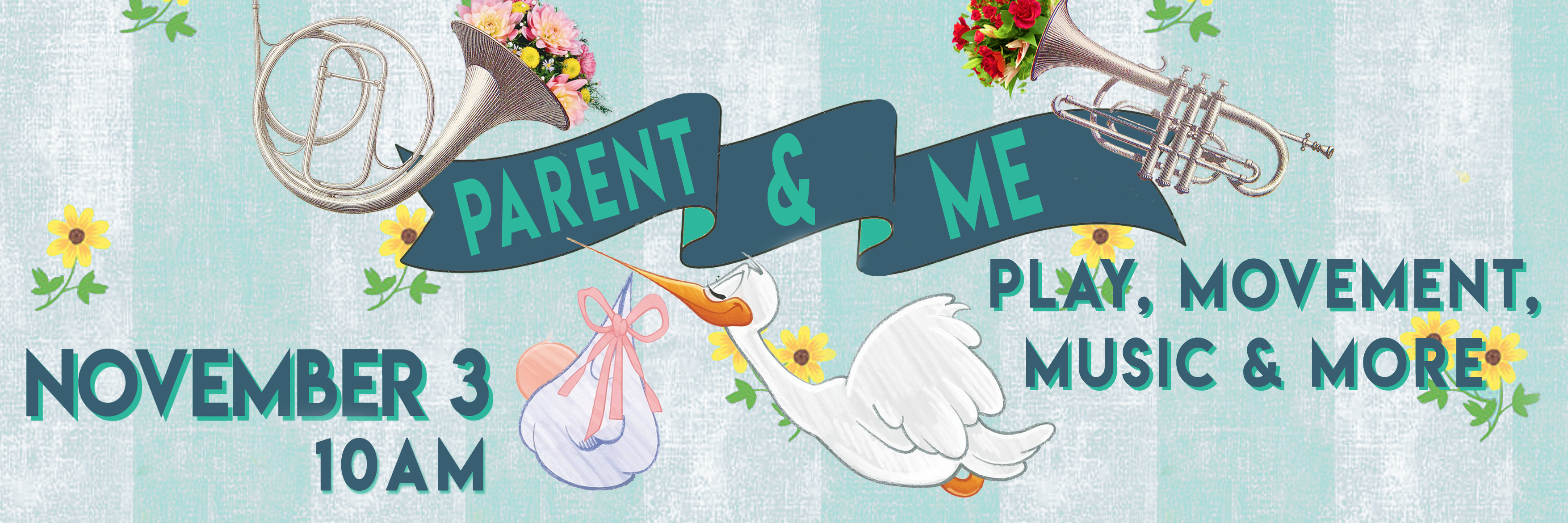 Banner Image for Parent & Me