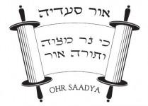 Logo for Ohr Saadya
