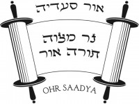 Logo for Ohr Saadya