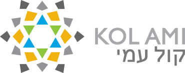 Logo for Kol Ami: A Vibrant Jewish Community in Thornhill