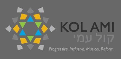 Logo for Kol Ami: A Vibrant Jewish Community in Thornhill