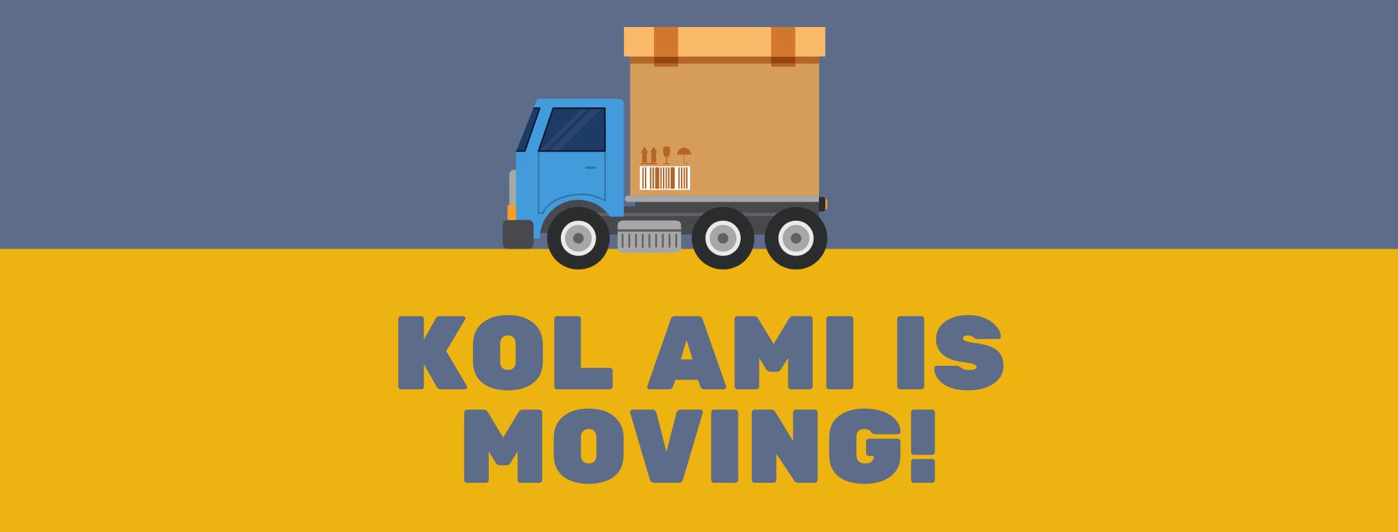 Kol Ami Relocation