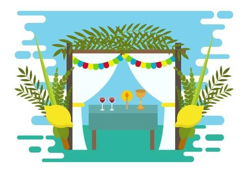 Banner Image for MiniJSTY Sukkah Party!