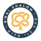 Logo for K'hal B'nai Shalom