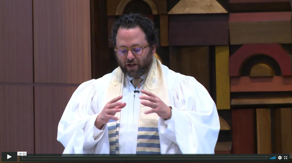 "<a href=""https://vimeo.com/366480751""                                     target=""_blank"">                                                                 <span class=""slider_title"">                                     Rosh HaShanah 5780- Sermon by Rabbi Brad Levenberg                                </span>                                                                 </a>"