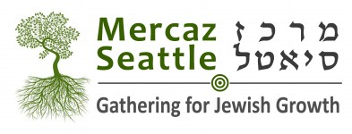 Logo for Mercaz Seattle