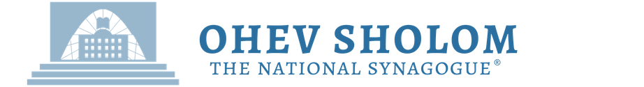 Logo for Ohev Sholom - The National Synagogue