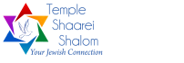 Logo for Temple Shaarei Shalom