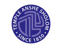 Logo for Temple Anshe Sholom