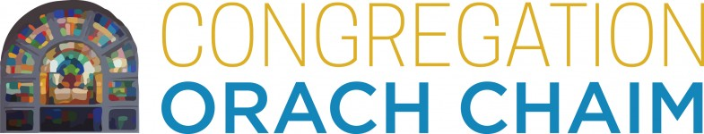 Logo for Congregation Orach Chaim
