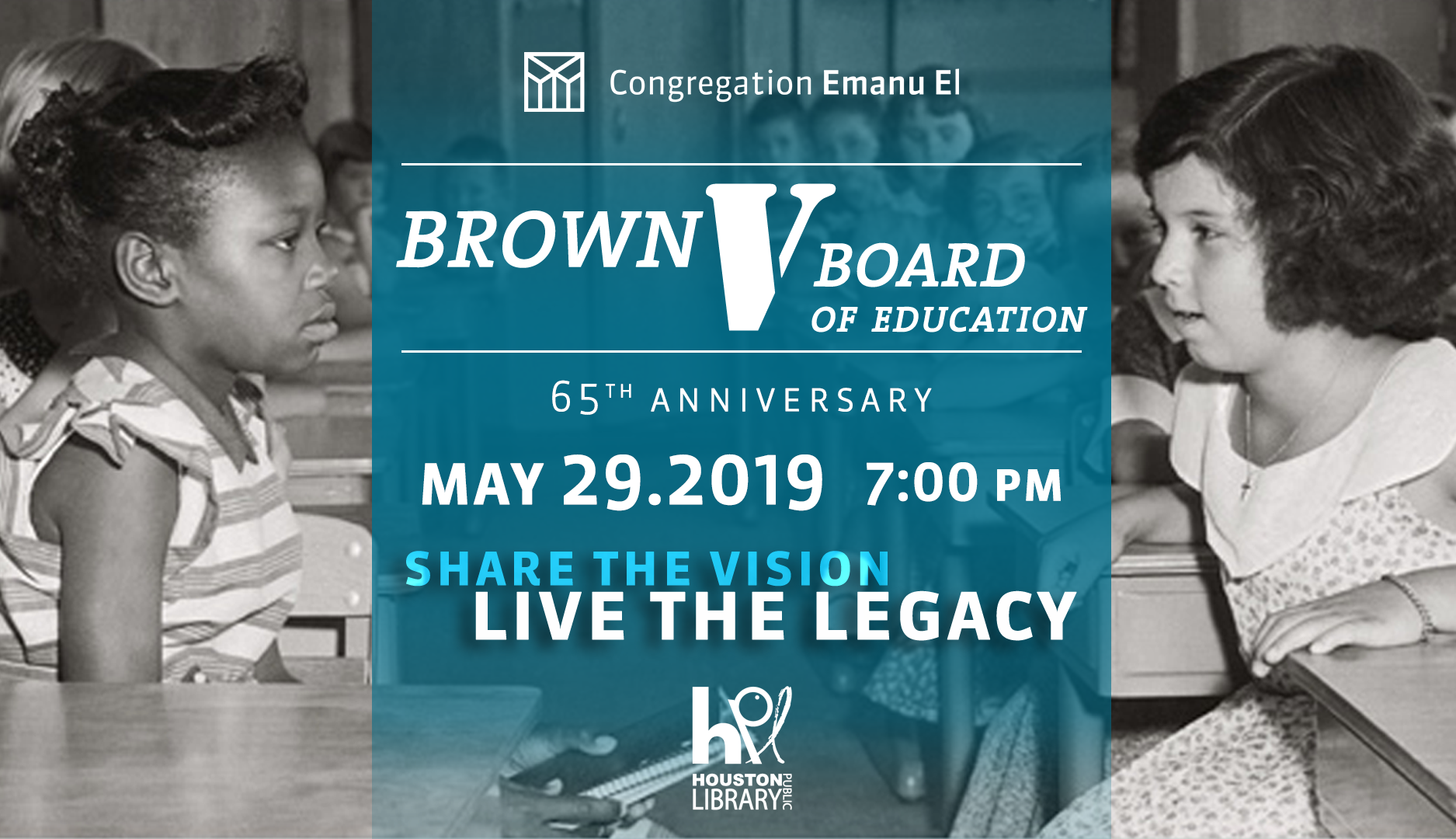 Brown V. Board 65th Anniversary