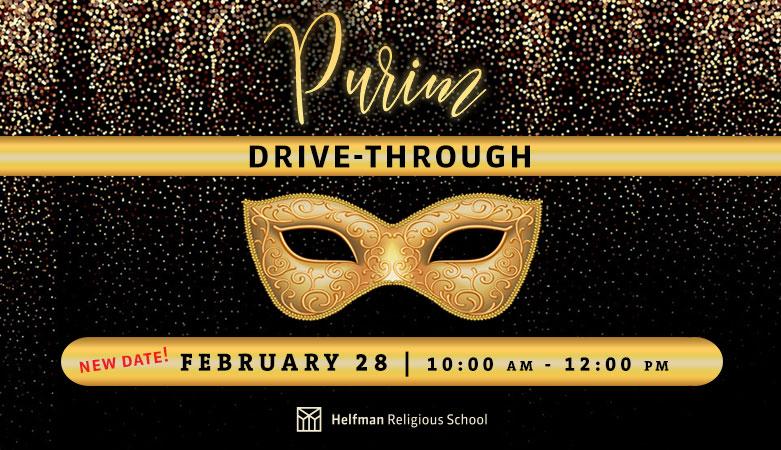 purim drive-through
