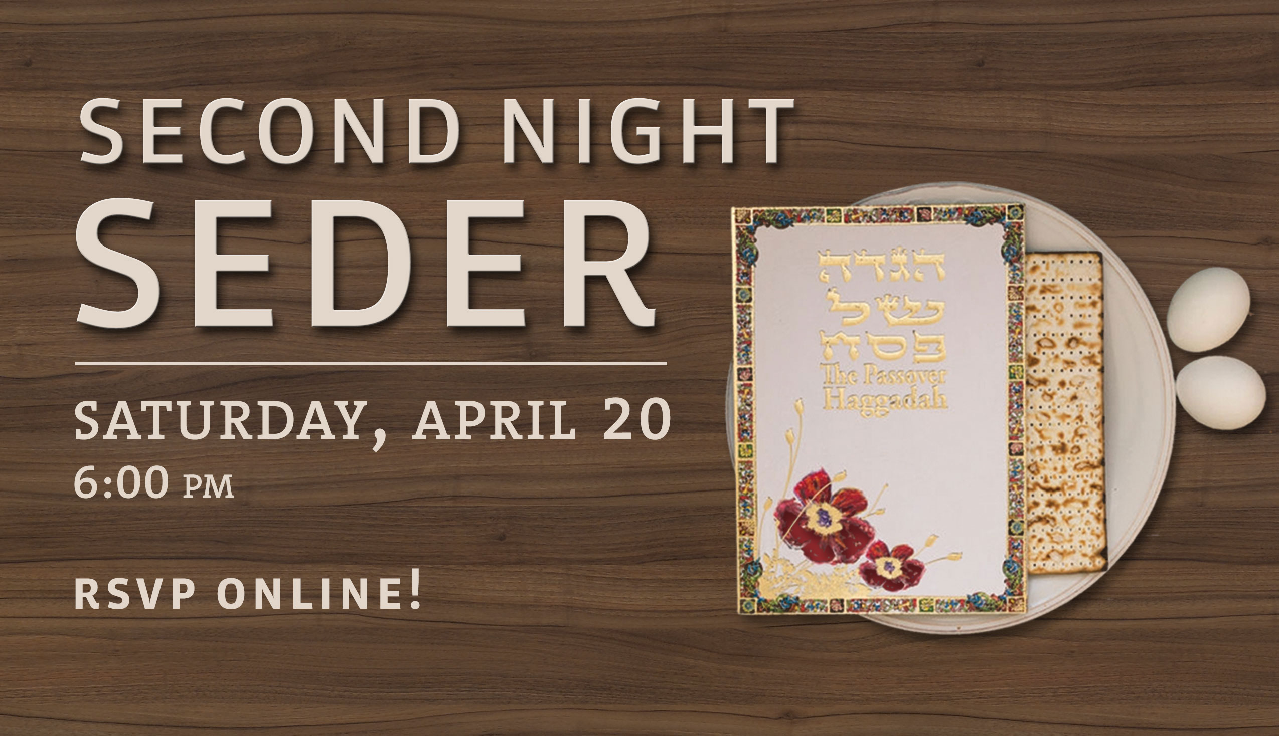 second night seder